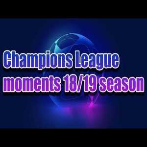 Just finished this short video on some of my favorite moments on the latest UCL run. Please comment what i can do better next video if you watched it😊