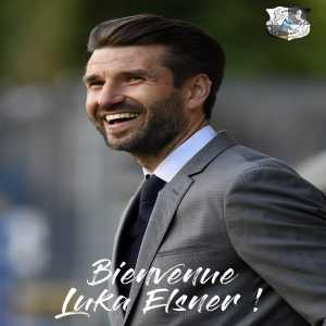 Luka Elsner is the new coach of Amiens SC! The Slovenian technician has engaged with the club for the next two years, plus an optional one. The 36-year old came from the 2nd division club, Union Saint-Gilloise