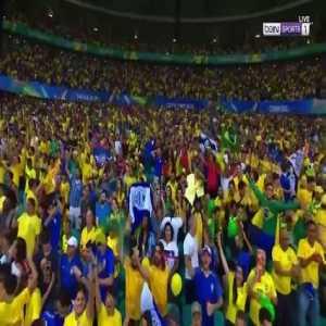 Roberto Firmino Second Disallowed Goal - Brazil 0 vs 0 Venezuela