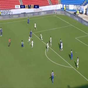 Nicaragua 0-1 Haiti - Steven Sabat 22'