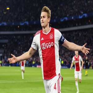 [RMC] : Real Madrid has entered the race for De Ligt.