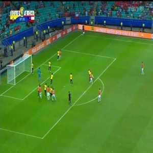 Ecuador 0-1 Chile - Jose Fuenzalida