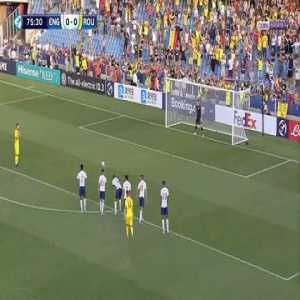 England 2 vs 3 Romania - Full Highlights & Goals