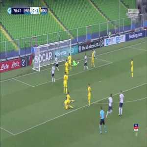 England U21 1-1 Romania U21 - Gray 79'