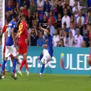 Belgium 1 vs 3 Italy - Full Highlights & Goals