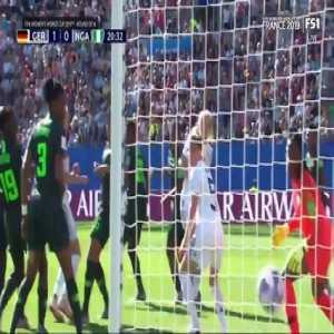 Germany 3 vs 0 Nigeria - Full Highlights & Goals
