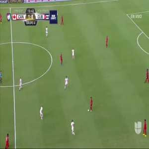 Canada [2] - Cuba 0 - Jorge Kindelán OG