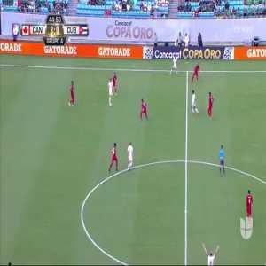 Canada [4] - Cuba 0 - Lucas Cavallini