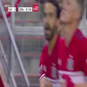 Chicago Fire [1]-0 Real Salt Lake - Katai (Free Kick Goal)