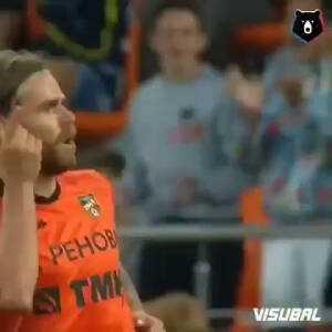 Eric Bicfalvi wonder goal for FC Ural