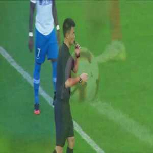 Sandro Wagner (Tianjin Teda) 2nd goal vs Shandong Luneng