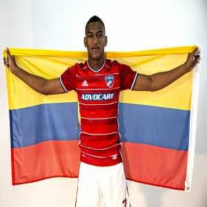 24-year-old FC Dallas and Ecuadorian international midfielder Carlos Gruezo is headed to play for FC Augsburg in the Bundesliga