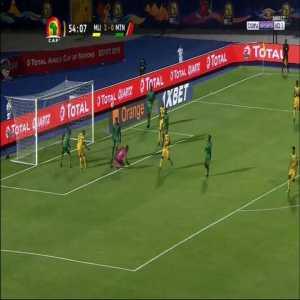 Mali [3]-0 Mauritania - Adama Traoré 55'