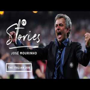 José Mourinho | CV Stories |Winning the treble with Inter Milan