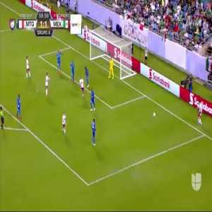 Martinique 1 - Mexico [2] - Raul Jimenez