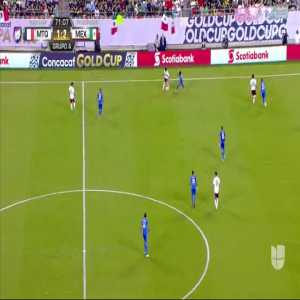 Martinique 1 - Mexico [3] - Fernando Navarro