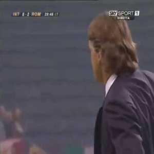 Totti goal v Inter
