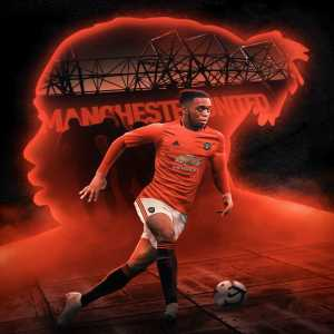 AWB to Man Utd is a done deal. According to u/xisimon on twitter (He reported Daniel James as well)