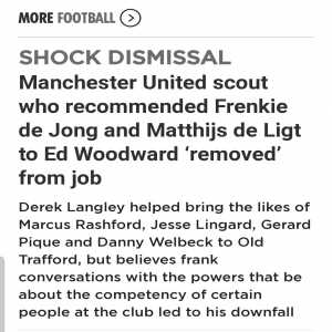 Ex Manchester United chief scout spoke out about Ed Woodward and the structure at the club. Just look at the players he found and recommended but was turned down by Ed Woodward. Article: https://t.co/gw0SbV5eCi #GlazersOut https://t.co/54qbUHX8lm