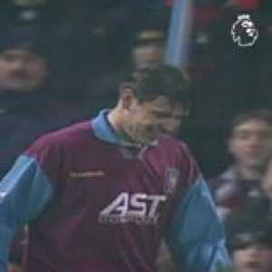 Aston Villa FC signed Savo Milosevic, OnThisDay in 1995  He would go on to become the top-scoring Serbian in PL history
