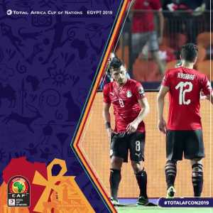 The @Pharaohs are through to the next round of #TotalAFCON2019