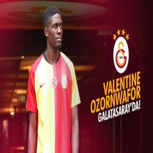 Galatasaray announce young Nigerian center back Valentine Ozornwafor
