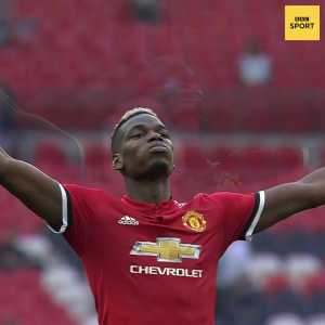 """Ornstein: """"I would say that in this transfer window, Paul Pogba is going to stay at Manchester United. I'd rate his chances of leaving at one out of ten."""" [BBC]"""