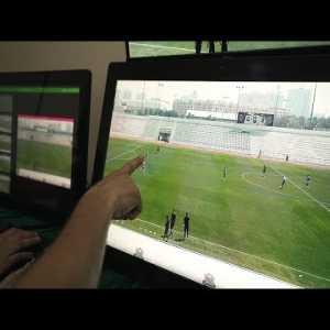 Fifa video on how offside VAR works