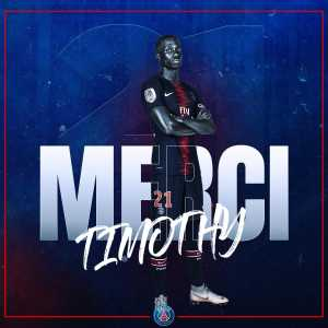 [PSG] Timothy Weah has joined @losclive on a definitive transfer