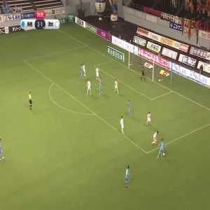 Fernando Torres (Sagan Tosu) 2nd goal vs Shimizu S Pulse