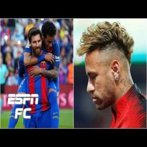 How Neymar turned from Lionel Messi's heir apparent to PSG pariah | ESPN FC