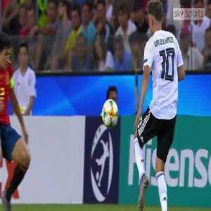 Spain 2 vs 1 Germany - Full Highlights & Goals