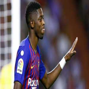[CatalunyaRadio] Barca will reject any offer from Bayern for Dembele. His entourage says he does not want to leave