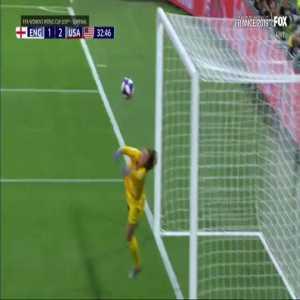 Naeher great save vs England