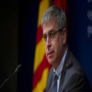 [Tot costa] Jordi Mestre, the VP of Sports at FC Barcelona, has resigned.