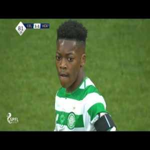 16 Years old Karamoko Dembele debut