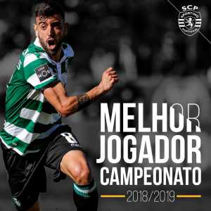 Bruno Fernandes voted the Primeira Liga MVP for 2018/19