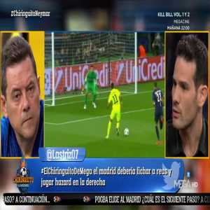 The Sheikh wants Coutinho, Dembele and €150 million for Neymar [El Chiringuito TV]