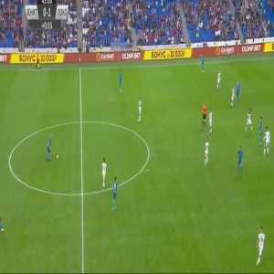 Lokomotiv Moscow 1 - [1] Zenit - Sardar Azmoun '45
