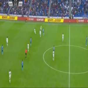 Lokomotiv Moscow 1 - [2] Zenit - Sardar Azmoun '52