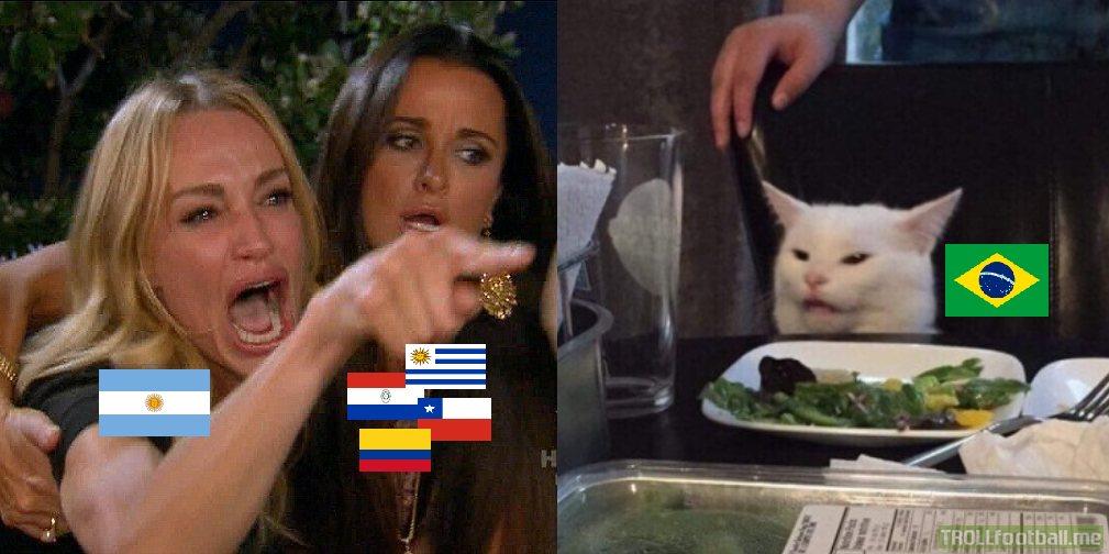 Argentina's drama in Copa America