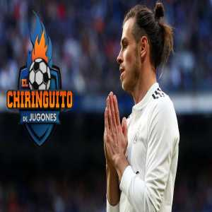 [El Chiringuito] : Bale has an offer from China, double the salary he's earning at Real but they want him for free and Real Madrid is not willing.