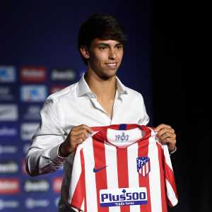 "Joao Felix: ""Ronaldo is the best player in the world"""