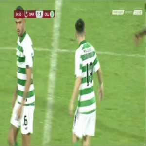 FK Sarajevo 1 - [1] Celtic - Mikey Johnston