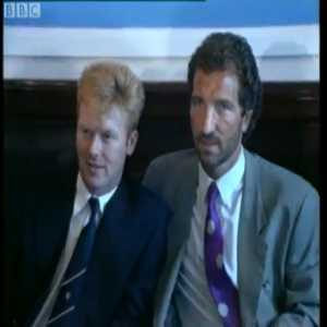 On this day, 30 years ago, Mo Johnston became Rangers first catholic player and the second player to play for Rangers and Celtic