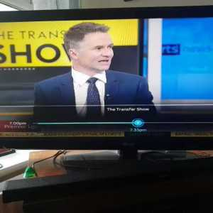 Sky lying about Villa Fans' reaction to Steve Bruce becoming Villa manager