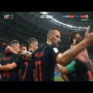 A year ago Croatia became the thirteenth country to reach the World Cup Final