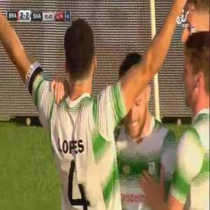 Brann 2-[2] Shamrock Rovers - Roberto Lopes 90+4