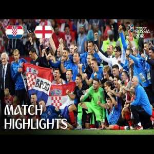 Exactly one year ago, Croatia beat England 2-1 afer ET and reached the World Cup Final for the first time in history