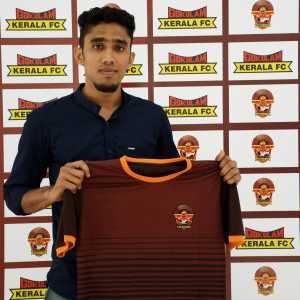Gokulam Kerala FC sign Mohamed Salah on a free transfer